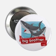 "Big Brother Shark 2.25"" Button"