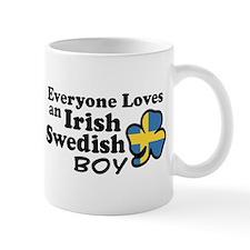Irish Swedish Boy Mug
