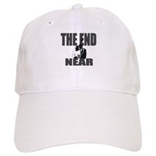 The End is Near Baseball Cap