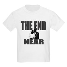 End Is Near Groom T-Shirt