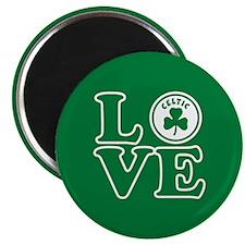 Celtic Love Magnet