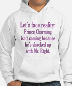 Prince Charming & Mr. Right Hoodie