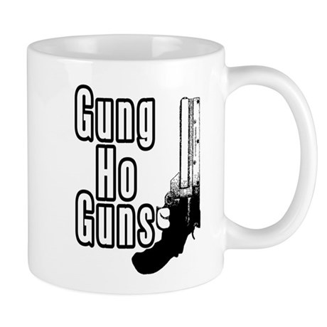 Gung Ho Coffee Mug
