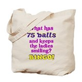 Bingo Canvas Bags
