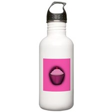 Cupcakes Water Bottle