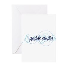 Lynda's Studio Greeting Cards (Pk of 10)