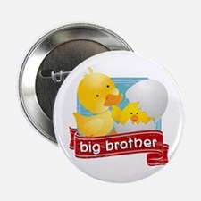"""Big Brother Duck 2.25"""" Button"""