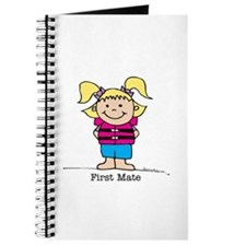 First Mate Girl 1 Journal