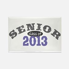 Senior Class of 2013 Rectangle Magnet (10 pack)