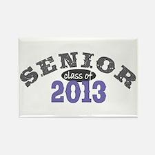 Senior Class of 2013 Rectangle Magnet