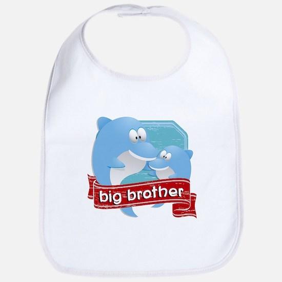 Big Brother Dolphin Bib