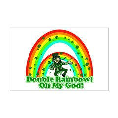 Double Rainbow Oh My God Posters