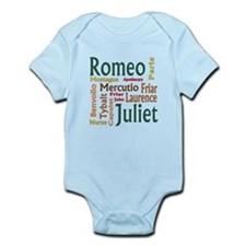 Romeo & Juliet Characters Infant Bodysuit