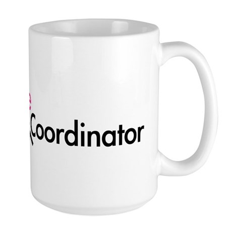 Marriage Coordinator Large Mug