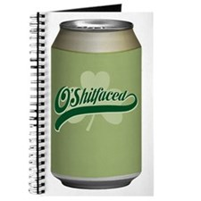 O'Shitfaced Beer Can Journal