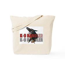 K-9 HANDLER Tote Bag