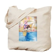 Cute Acrobat Tote Bag
