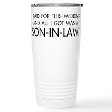 I got a Son-in-Law Travel Mug