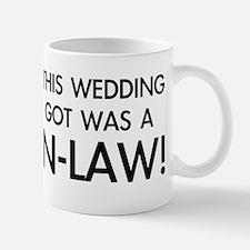 I got a Son-in-Law Mug