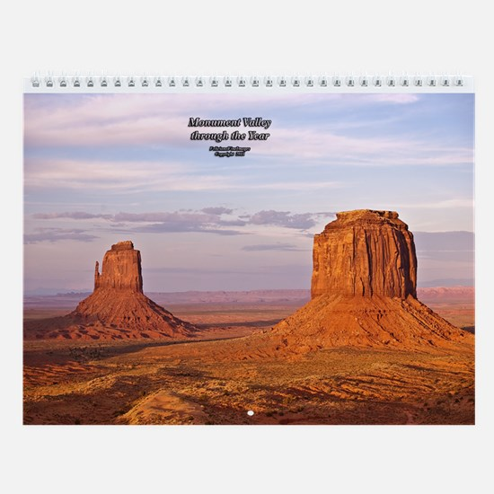 Cute Native american Wall Calendar