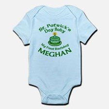 Custom Design for Meghan Infant Bodysuit
