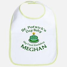 Custom Design for Meghan Bib
