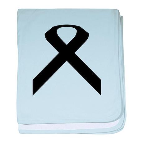 Ribbon Causes baby blanket
