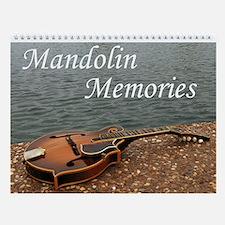 Mandolin Memories Wall Calendar