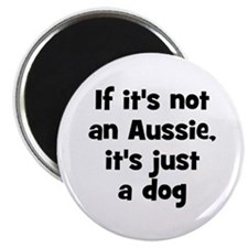 If it's not an Aussie, it's j Magnet