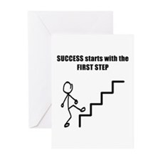 SUCCESS Greeting Cards (Pk of 20)