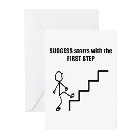 SUCCESS Greeting Cards (Pk of 20)