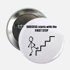 "SUCCESS 2.25"" Button"