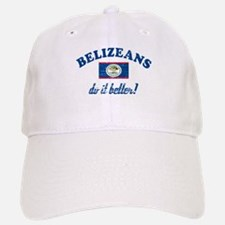 Belizeans Do It Better Baseball Baseball Cap