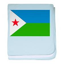 Djibouti baby blanket