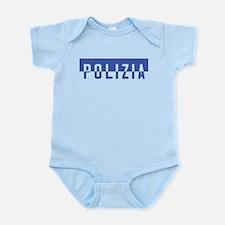 Polizia Infant Bodysuit