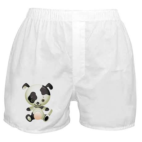 Cute Kawaii Dog Boxer Shorts