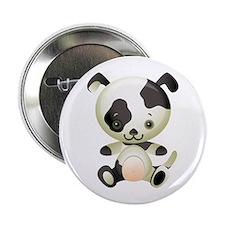 """Cute Kawaii Dog 2.25"""" Button"""