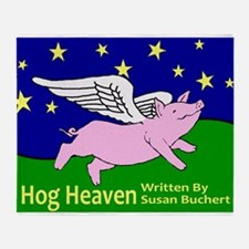 Hog Heaven Throw Blanket