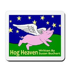 Hog Heaven Mousepad