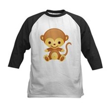 Cute Kawaii Cheeky monkey Tee