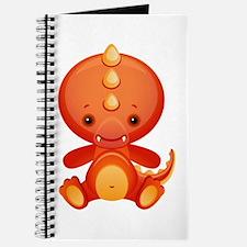 Cute Kawaii Dragon Journal