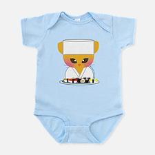 """Sushi Chef"" Infant Bodysuit"