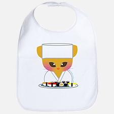 """""""Sushi Chef"""" Bib"""