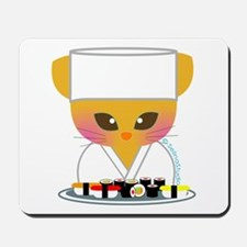 """Sushi Chef"" Mousepad"
