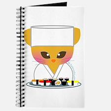 """Sushi Chef"" Journal"