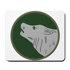 Timberwolf Mousepad