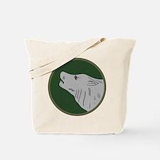Timberwolf Tote Bag