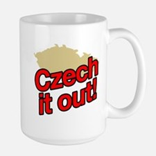 Czech it out! Mug