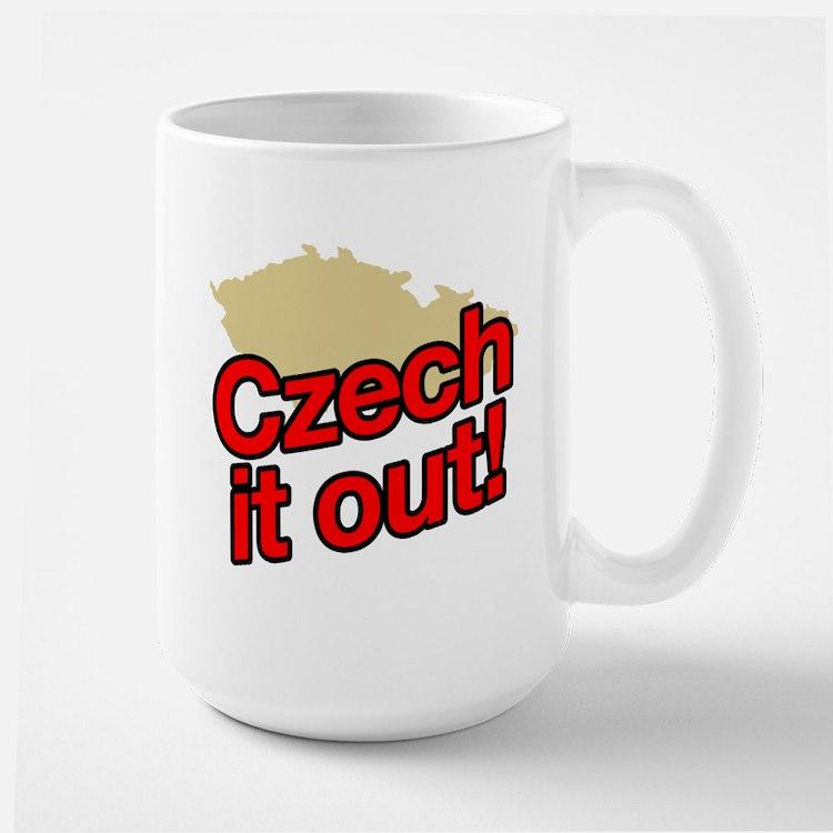 Czech it out! Mug