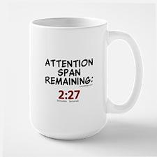 Attention Span Remaining: 2:2 Mug